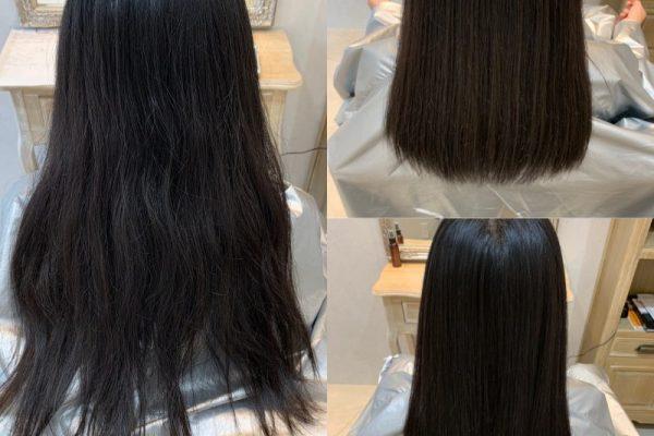 髪質改善ヘアエステ2回目✨
