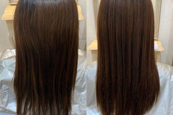 髪質改善ストレートエステ